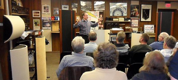 Curve Presentation - Audio Society of MN