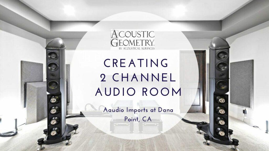 music listening room